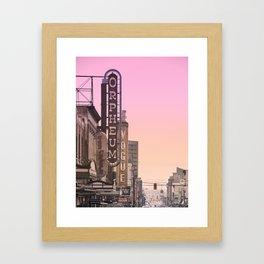 Granville II Framed Art Print