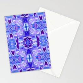 Matters of the Heart Floral Stationery Cards