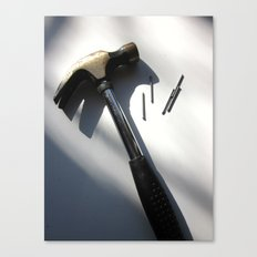 The Hammer Glamour Shot Canvas Print