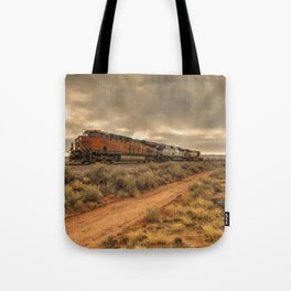 New Mexico Freight  Tote Bag