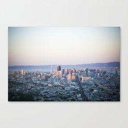 San Francisco, CA Canvas Print