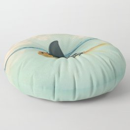 Brilliant Disguise (RM) Floor Pillow