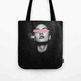 Look at me, Woman power art Tote Bag