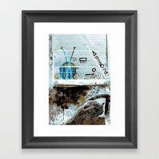 LADYBUG no6 Framed Art Print