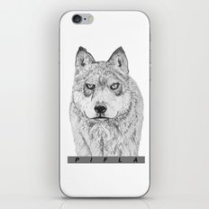 Wolfy iPhone & iPod Skin