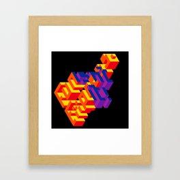 Fun Express Isn't it! Framed Art Print