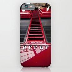 Ferrari behind. Slim Case iPhone 6s