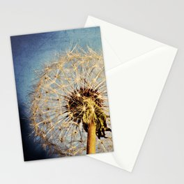 Dandelion Texture Stationery Cards