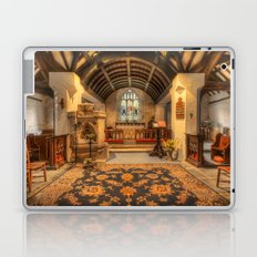 St Peris Church Laptop & iPad Skin