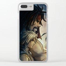 Final Fantasy X Poster- fanart Clear iPhone Case