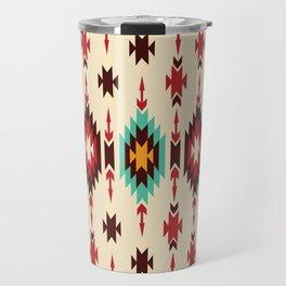 American Native Pattern No. 103 Travel Mug