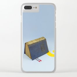 The Wicked Book of Oz Clear iPhone Case