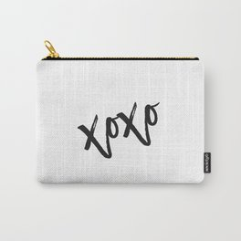 Fashion Poster Fashion Wall Art Girl Room Art XOXO XO XO Gossip Girl Quote Movie Quote Carry-All Pouch