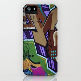 Art is set you free iPhone Case