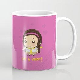 Conquistadora Coffee Mug