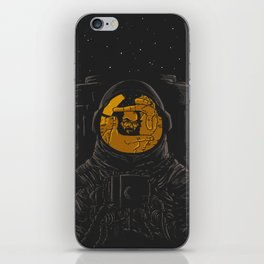 Dark side of the moon iPhone Skin