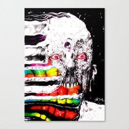 Buhblargh Canvas Print