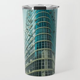 CITY - BUILDING - SQUARE - PHOTOGRAPHY Travel Mug