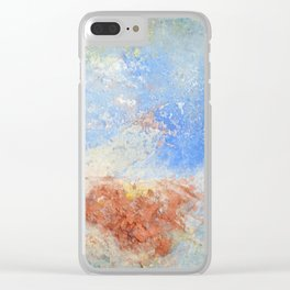 In the Beginning Clear iPhone Case