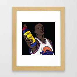 HBDSJ Framed Art Print