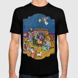 A Nativity Scene T-shirt