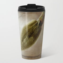 Natural Paintbrush Travel Mug