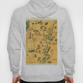 Antietam Sharpsburg and Vicinity (1865) Hoody