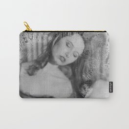 bleached noir memory Carry-All Pouch