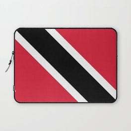 Trinidad & Tobago Flag Laptop Sleeve