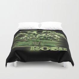 WILD IRISH ROSE 2.0 Duvet Cover