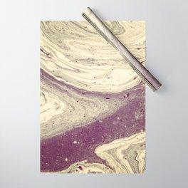Crater Wrapping Paper