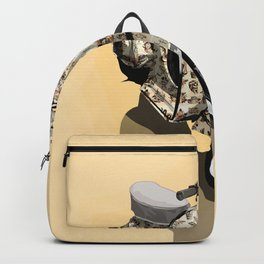 Vespa Tattoo Oldstyle Backpack