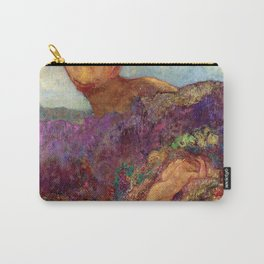 Odilon Redon - Cyclops - Digital Remastered Edition Carry-All Pouch