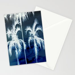 White Palms Over Lauderdale Stationery Cards