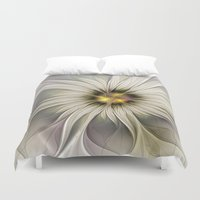 blossom Duvet Covers featuring Blossom by gabiw Art