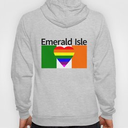 Ireland Gay Wedding Hoody