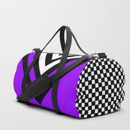 TCR- sports -grape Duffle Bag