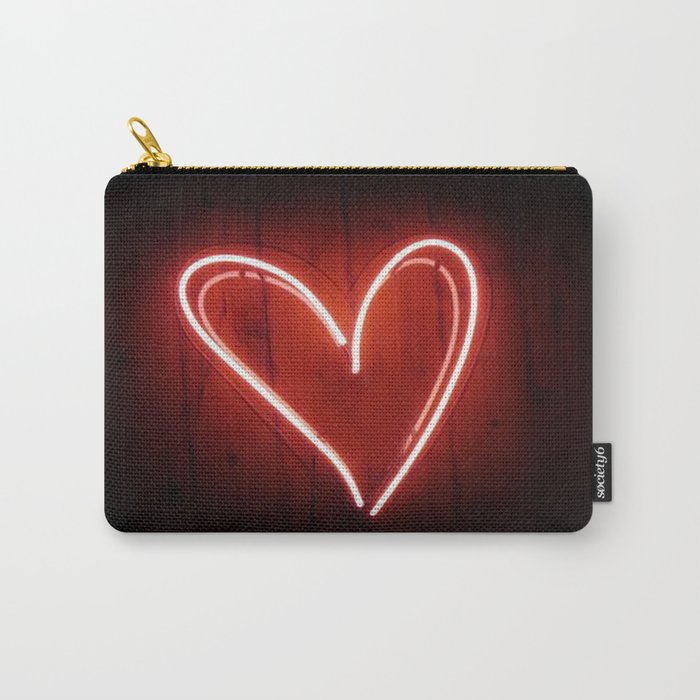 Heart v2 Carry-All Pouch