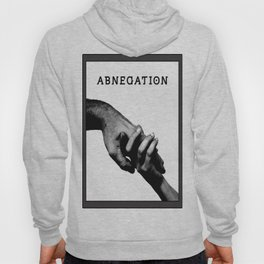 ABNEGATION - DIVERGENT (draw by me) Hoody