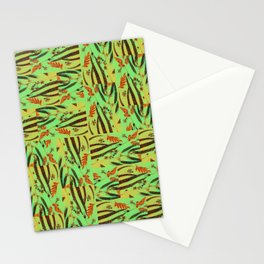 Eucalyptus Glow Stationery Cards