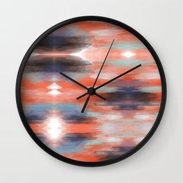 Colorways Wall Clock
