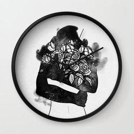 Leaving reality. Wall Clock