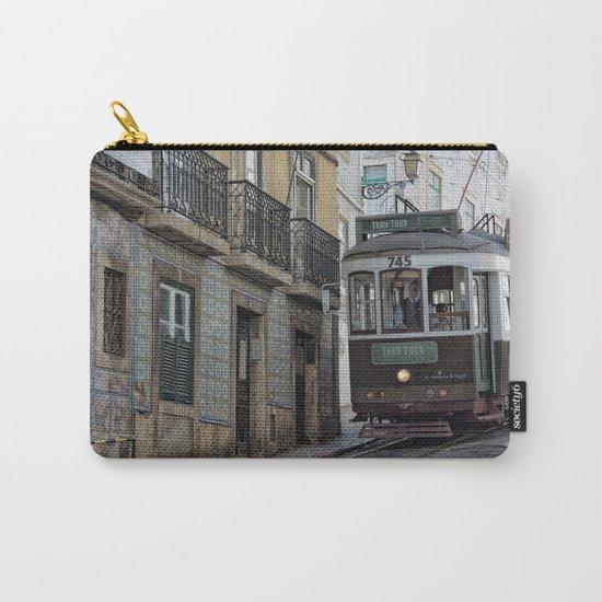 Tram tour  Lisboa 2 Carry-All Pouch