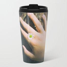 Hand Paquerette Travel Mug