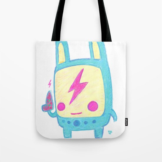 Baby Lemi the Space Wanderer Tote Bag