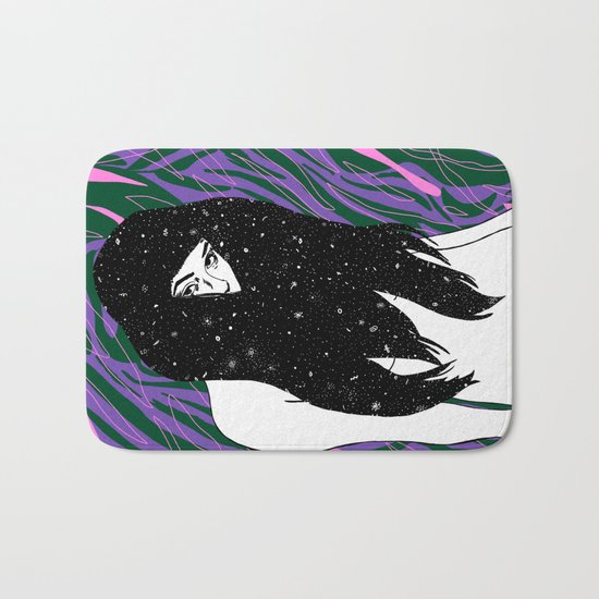 The Universe Within Bath Mat