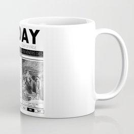 FRIDAY & THE MYTH BEHIND IT Coffee Mug