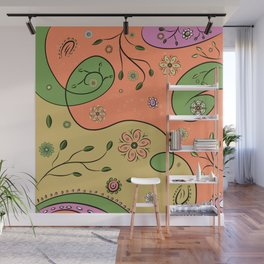 inpired by the nature Wall Mural