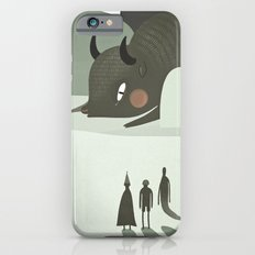 so they went to where the buffalos roamed. Slim Case iPhone 6