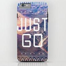 JUST GO iPhone 6 Plus Tough Case